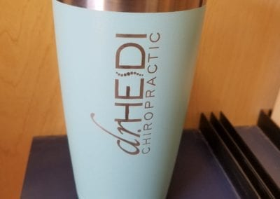 Engraved Thermal Cup
