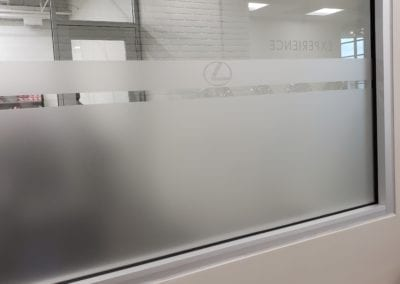 Etched Glass vinyl