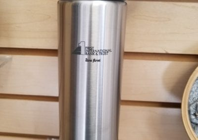 Stainless Thermal engraved